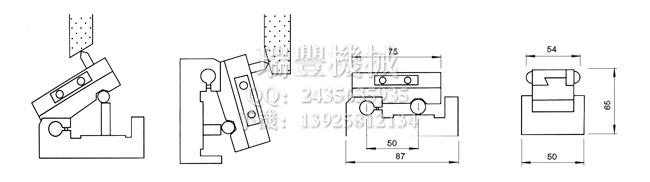 砂轮切割机电路图